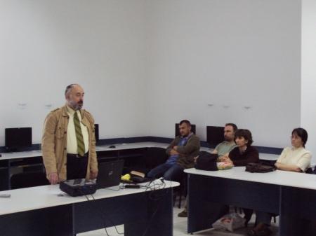 foto conferință Iosipescu